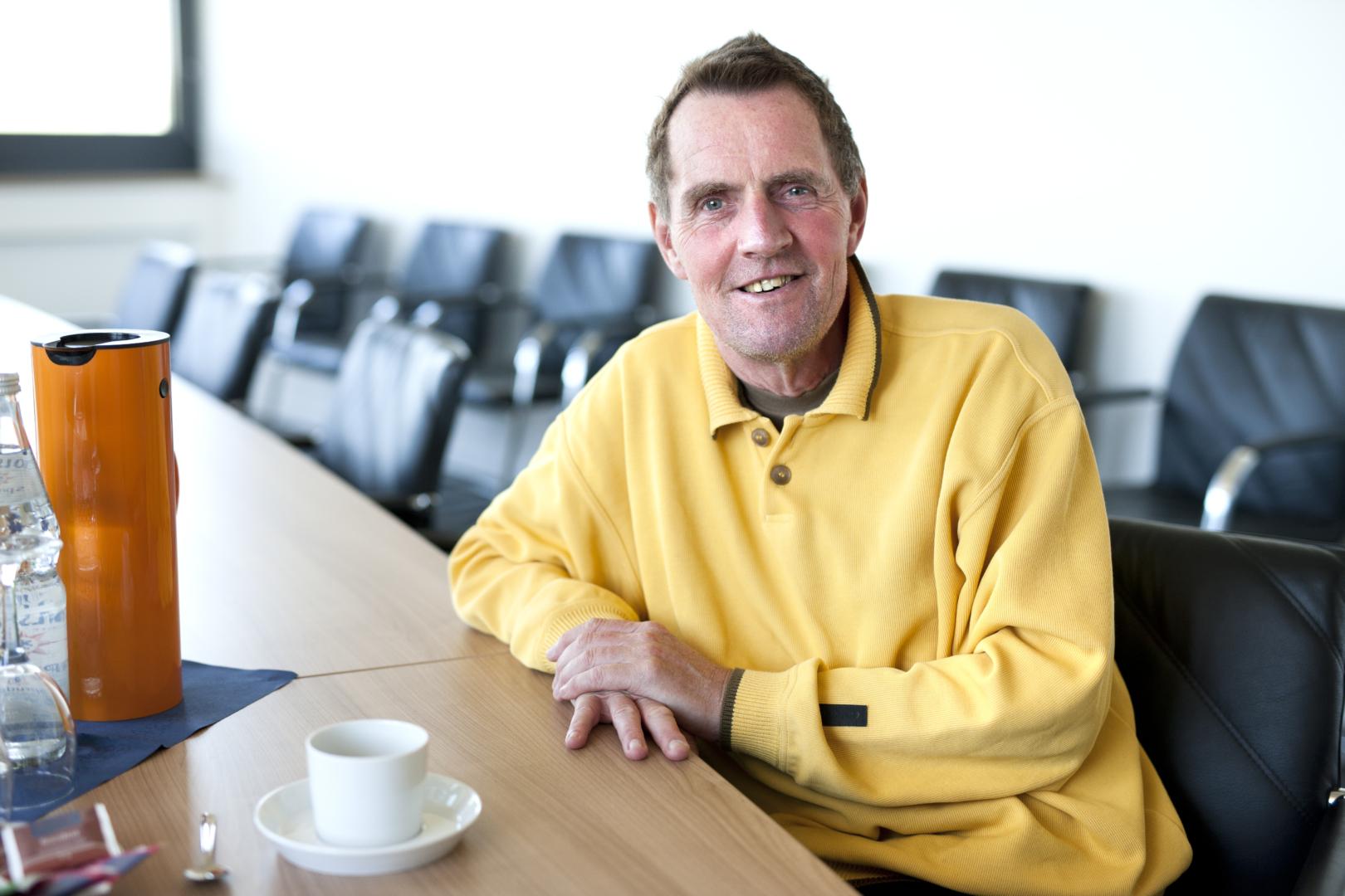 Burckhart bleibt Rektor an Universität Siegen