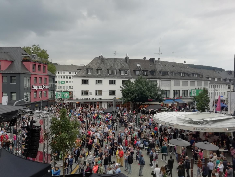 Siegener Stadtfest 2019
